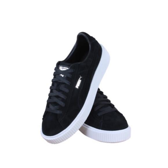 9554a5fbdf2ca9 Puma Shoes - PUMA PLATFORMS W  scotch-guard